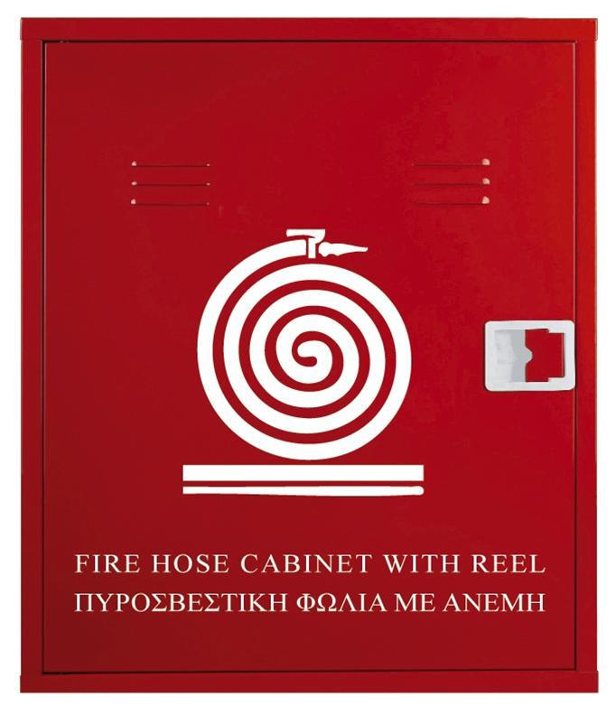 Marvelous Complete Fire Hose Reel Cabinet (MBK05   FC BIG)